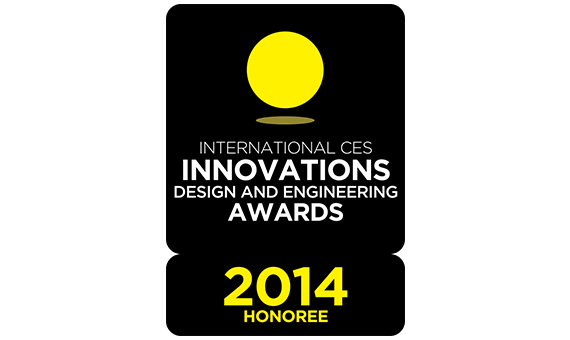 International CES Innovations Design and Engineering Awards 2014