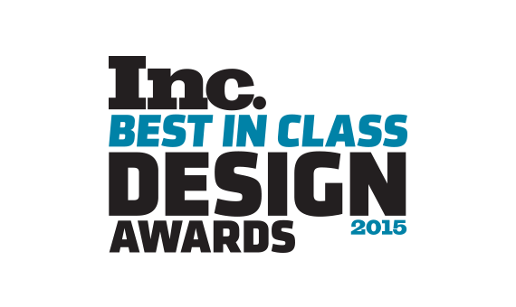 Inc Best in Class Design Awards 2015