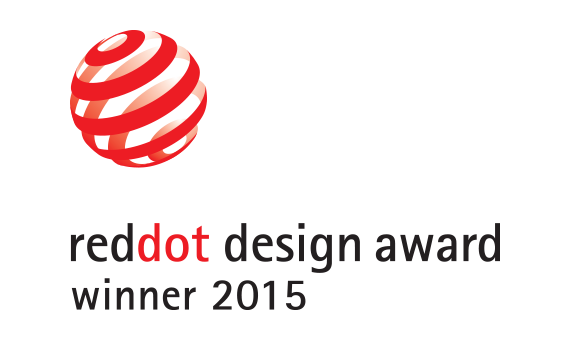 Reddot Design Award 2015